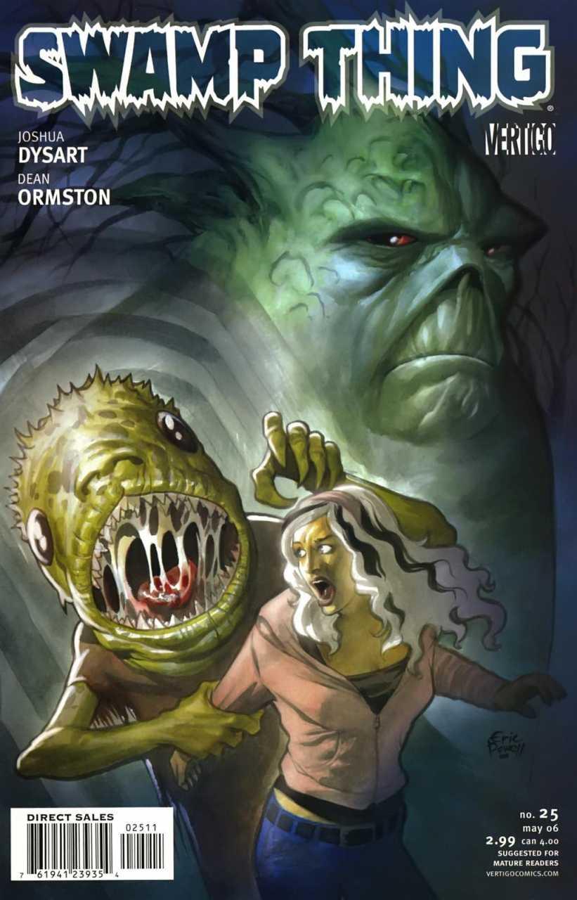 Swamp Thing #25