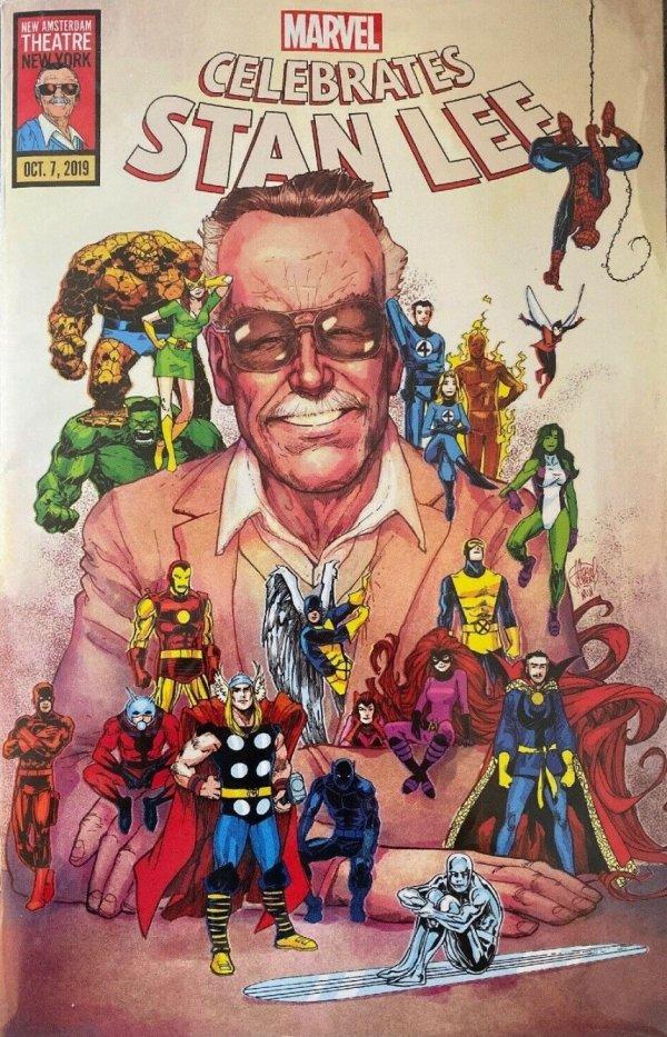 Marvel Celebrates Stan Lee #1