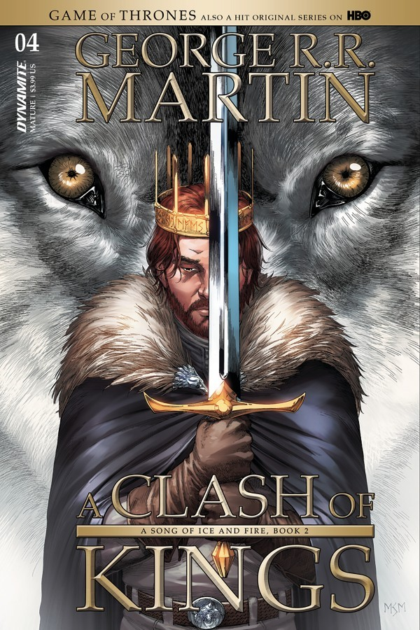 A Game of Thrones: Clash of Kings #4