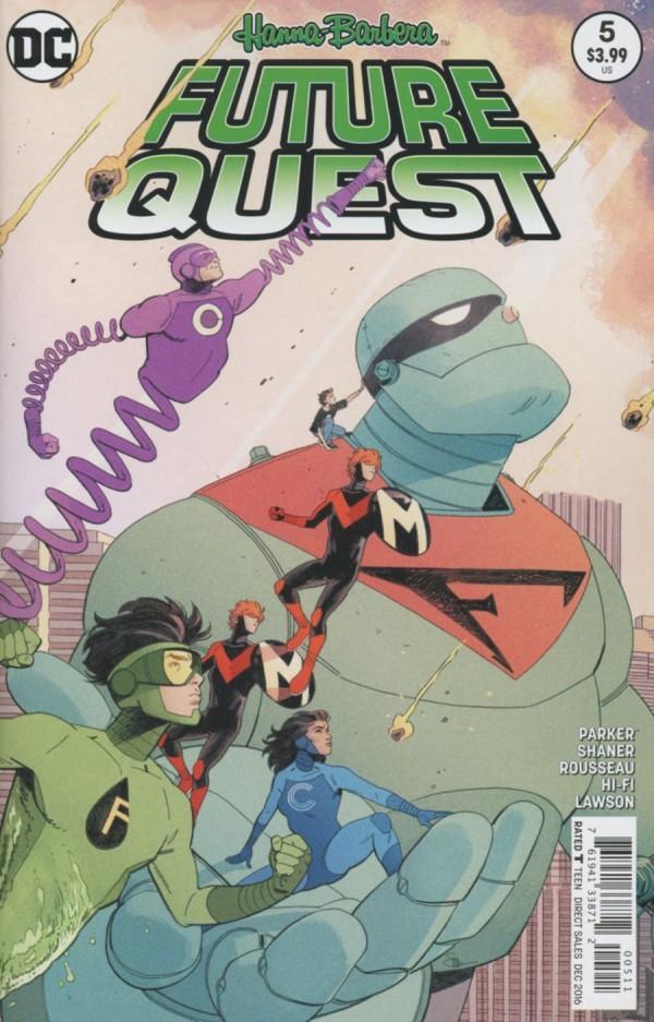 Future Quest #5