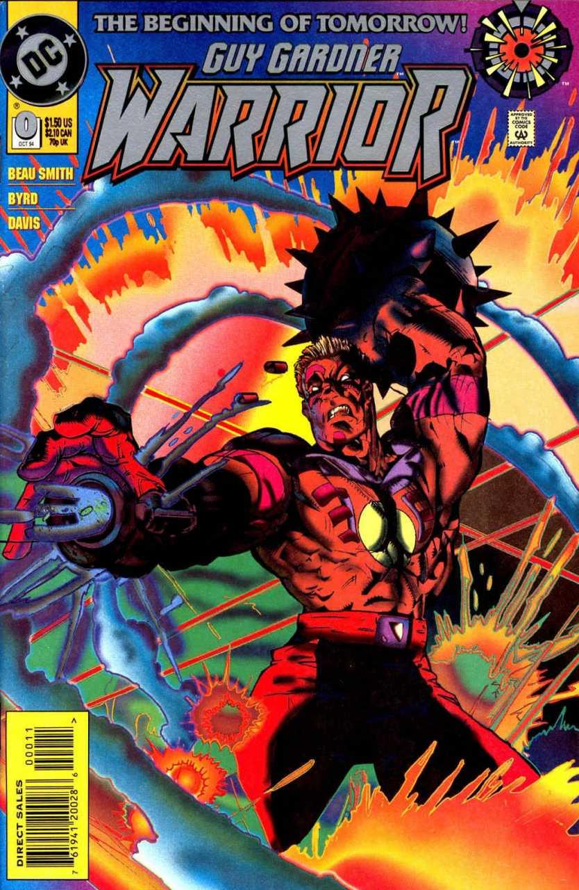 Guy Gardner: Warrior #0