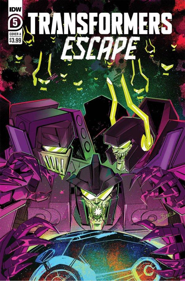 Transformers: Escape #5