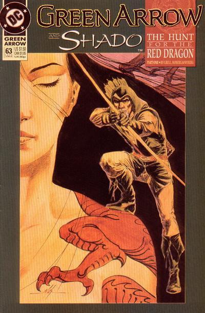Green Arrow #63