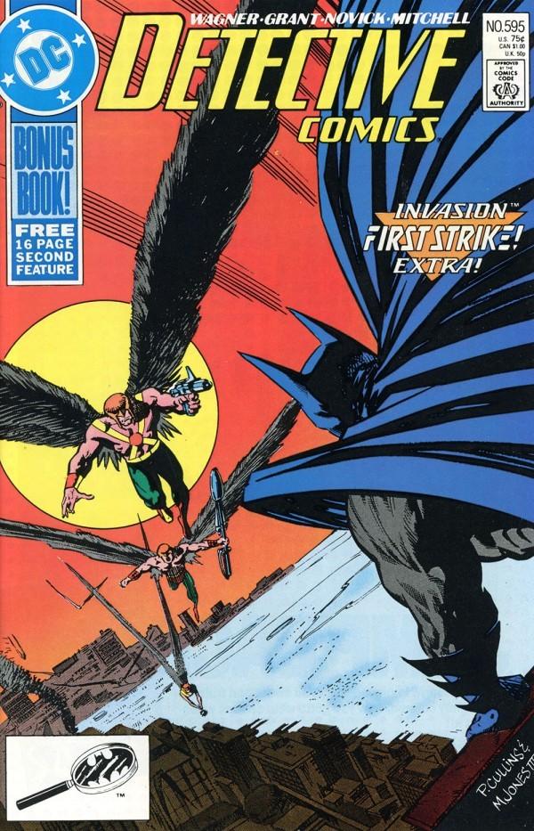 Detective Comics #595