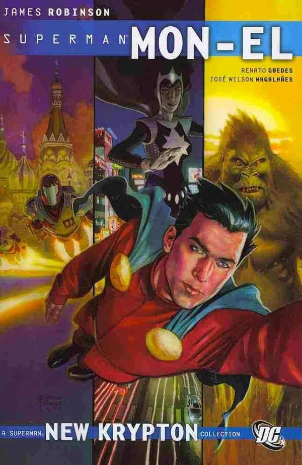 Superman: Mon El Vol. 1