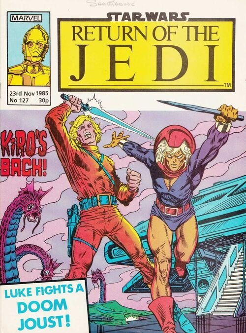 Return of the Jedi Weekly #127