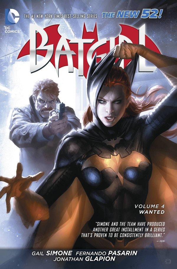 Batgirl Vol. 4: Wanted TP