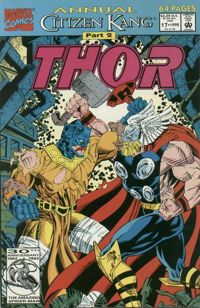 The Mighty Thor Annual #17