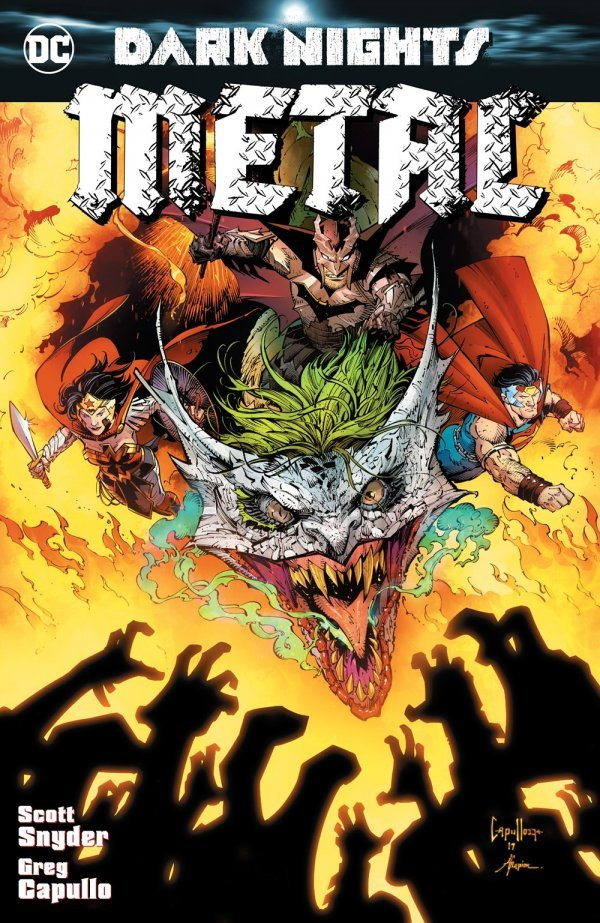 Dark Nights: Metal Deluxe Edition HC