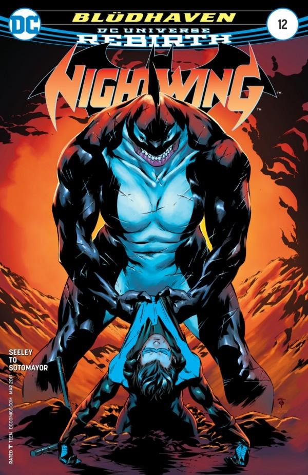 Nightwing #12