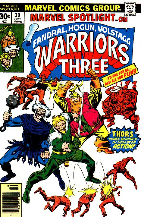 Marvel Spotlight #30