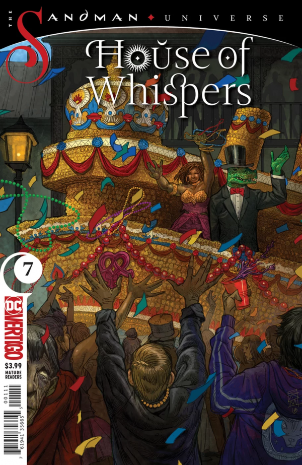 House of Whispers #7