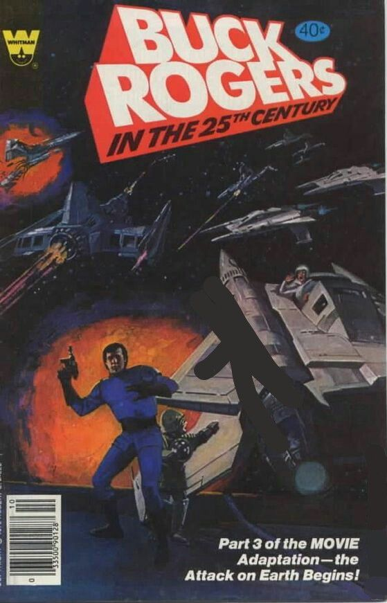 Buck Rogers in the 25th Century #4