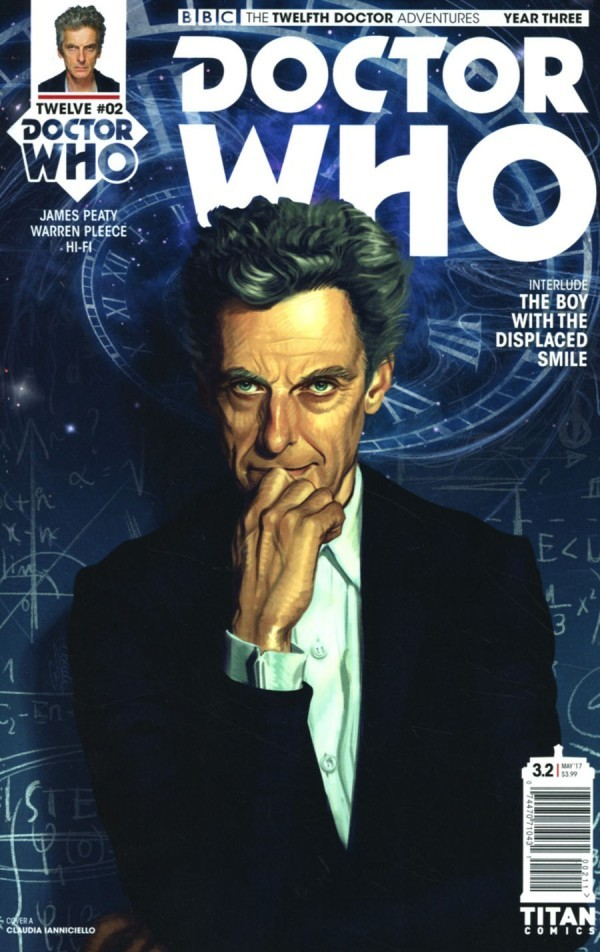 Doctor Who: The Twelfth Doctor - Year Three #2