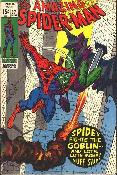 The Amazing Spider-Man #97