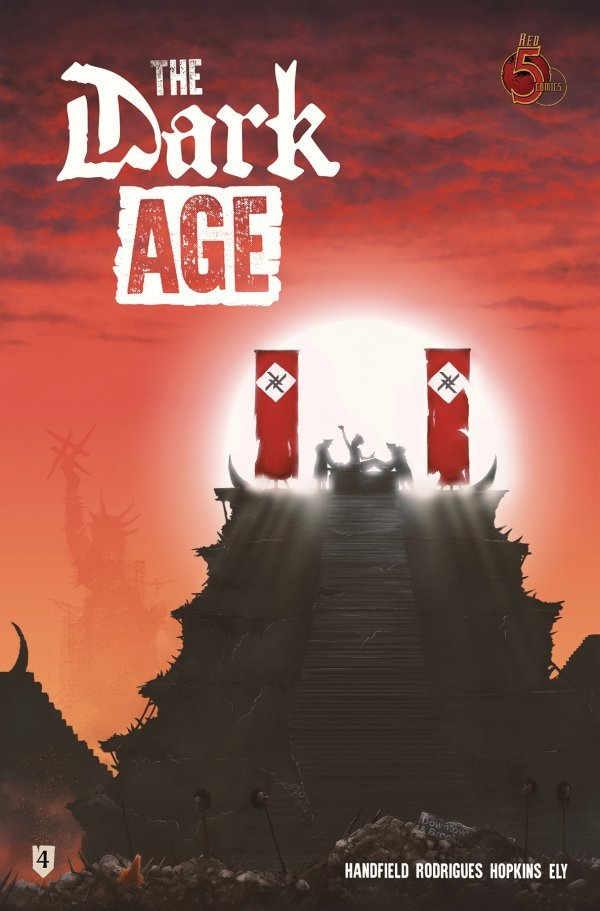 Dark Age #4 review
