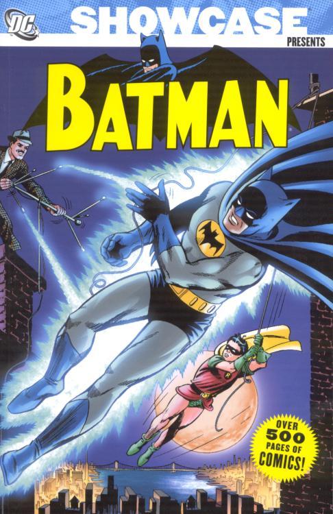 Showcase Presents: Batman Vol. 1 TP