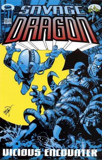 Savage Dragon #113