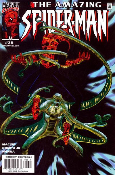 The Amazing Spider-Man #26
