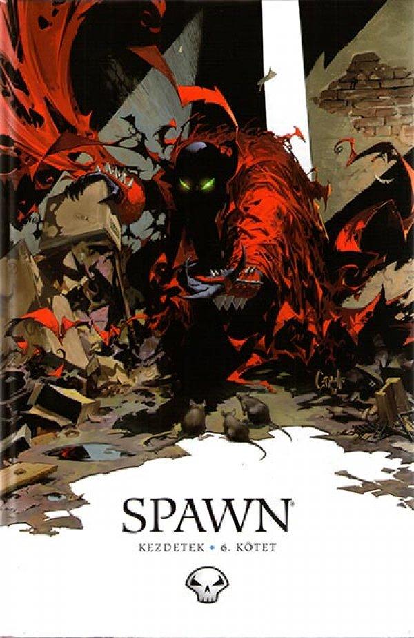Spawn Kezdetek 6. Kötet HC