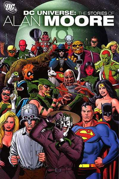 DC Universe: The Stories of Alan Moore TP