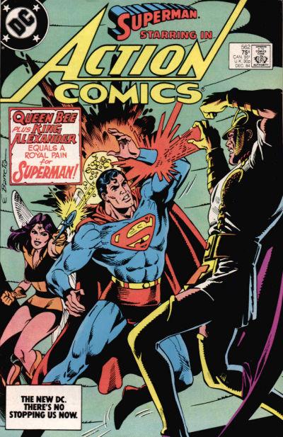 Action Comics #562