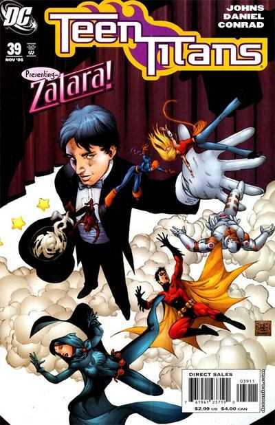 Teen Titans #39