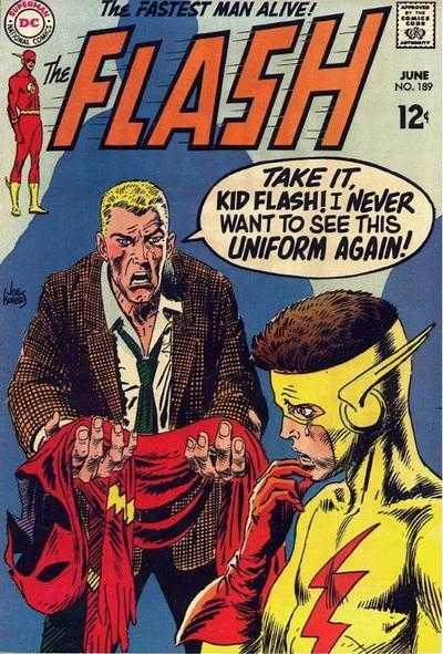 The Flash #189