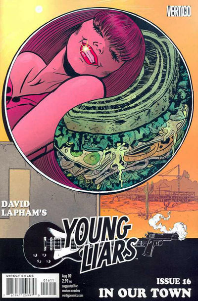 Young Liars #16