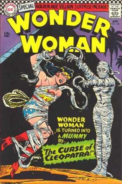 Wonder Woman #161