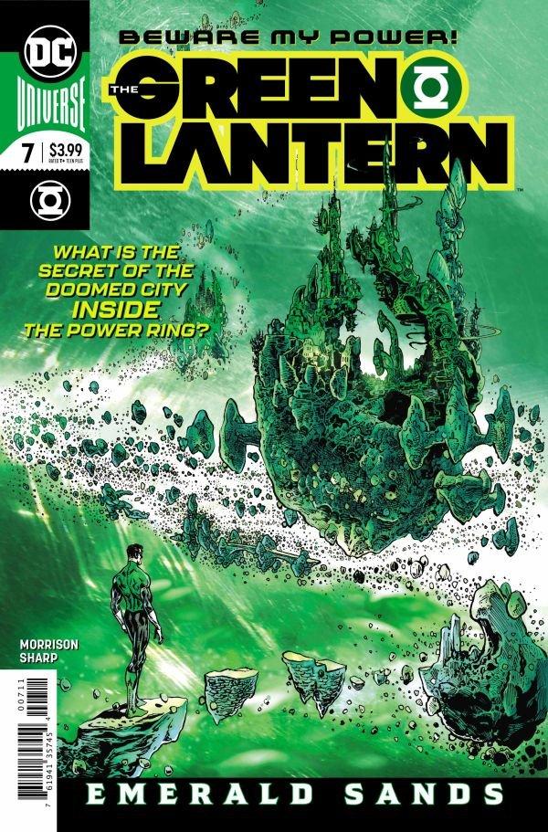 The Green Lantern #7