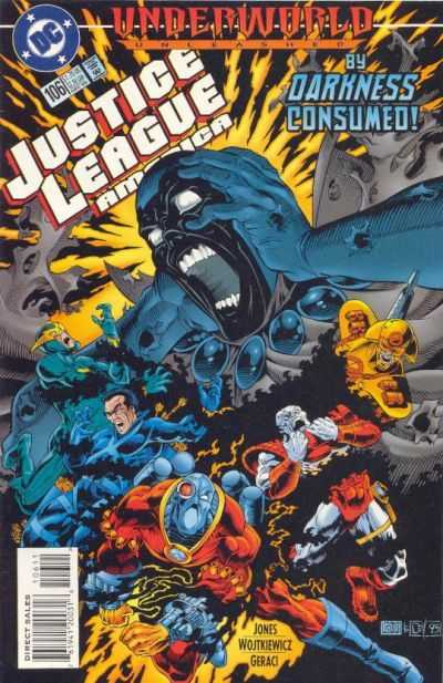 Justice League America #106