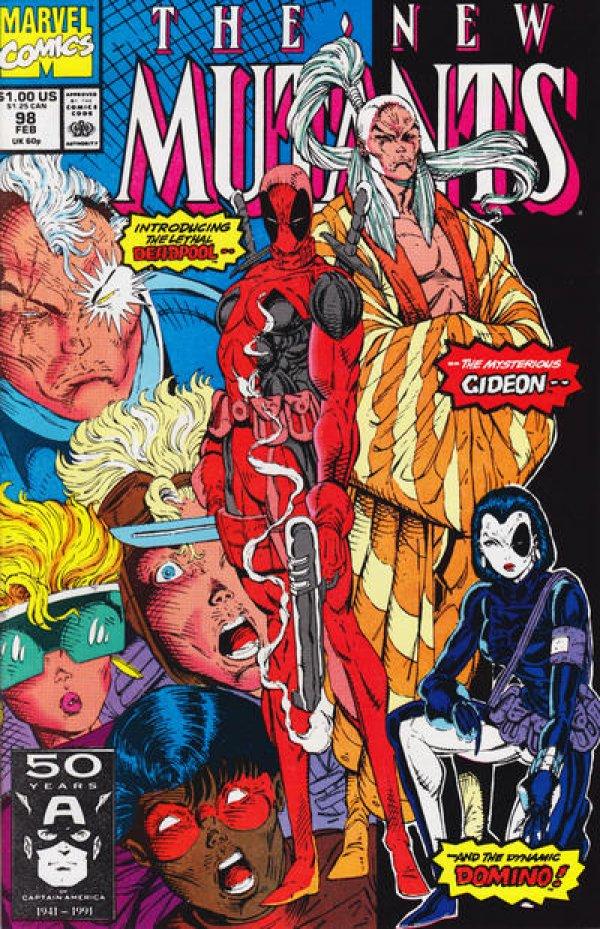 The New Mutants #98