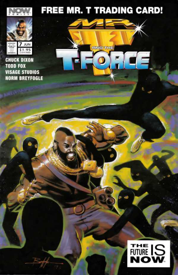 Mr. T and the T-Force #7