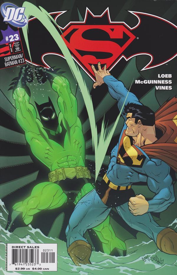 Superman / Batman #23