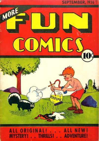 More Fun Comics #13