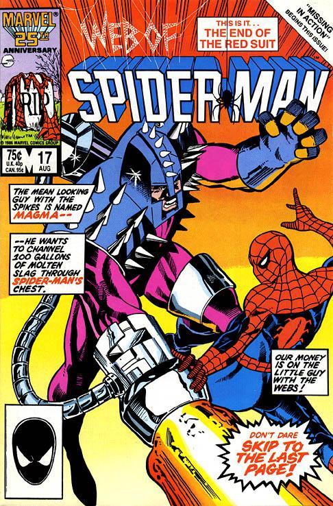Web of Spider-Man #17