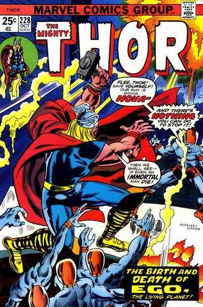 The Mighty Thor #228