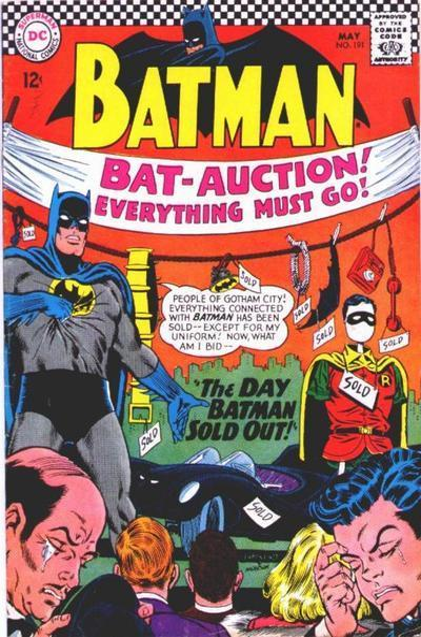 Batman #191