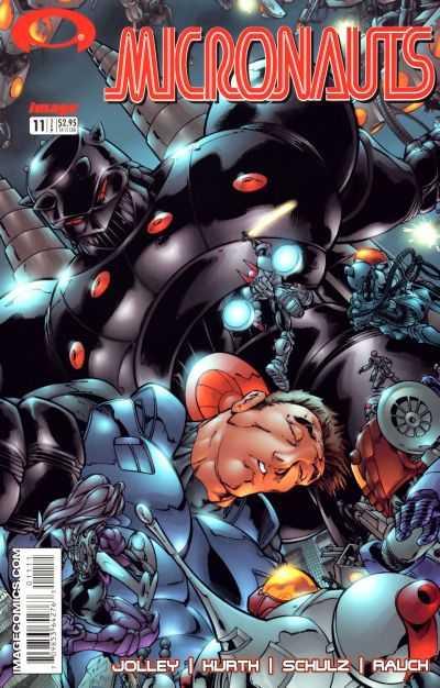 Micronauts #11