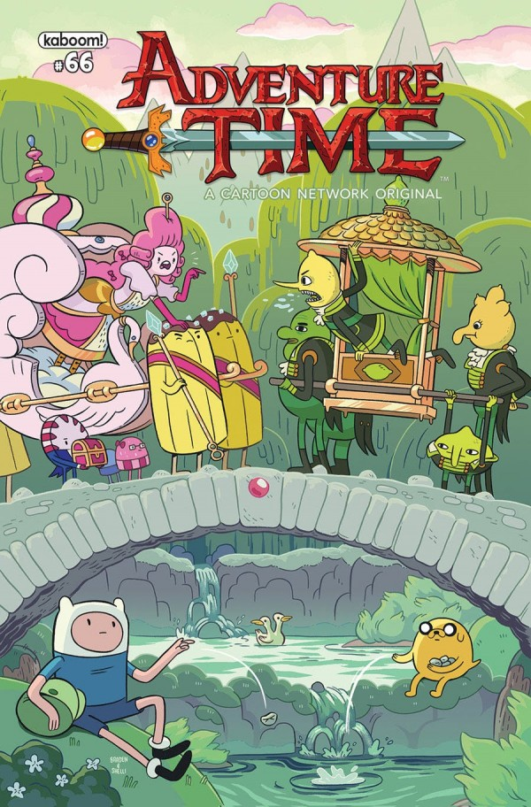 Adventure Time #66