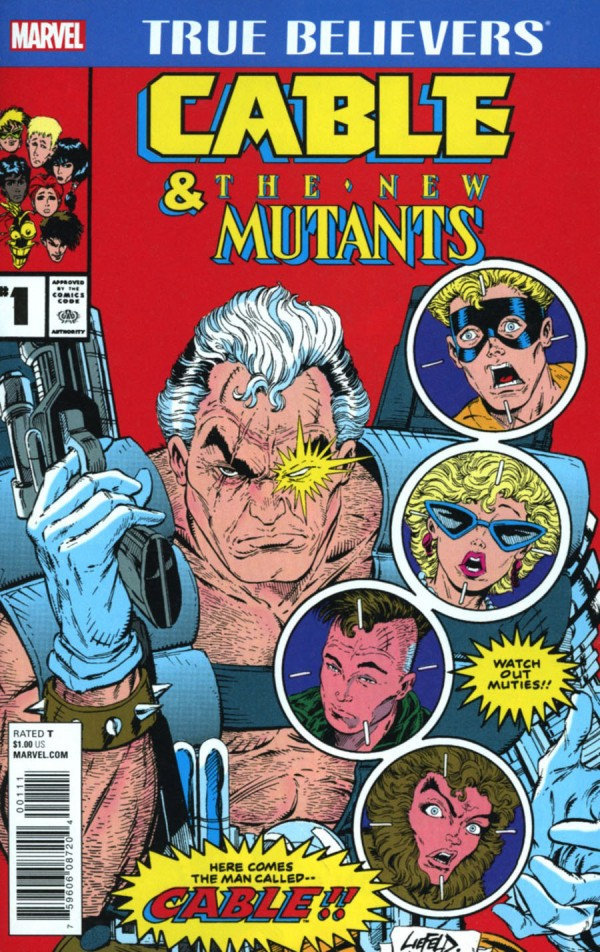 True Believers: Cable and New Mutants #1