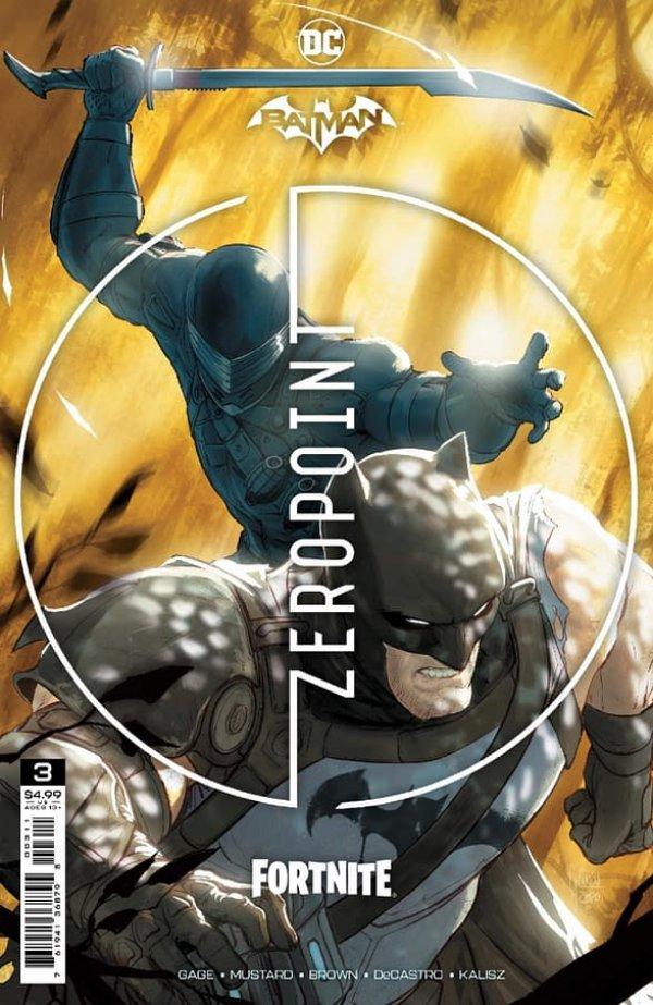Batman / Fortnite: Zero Point #3