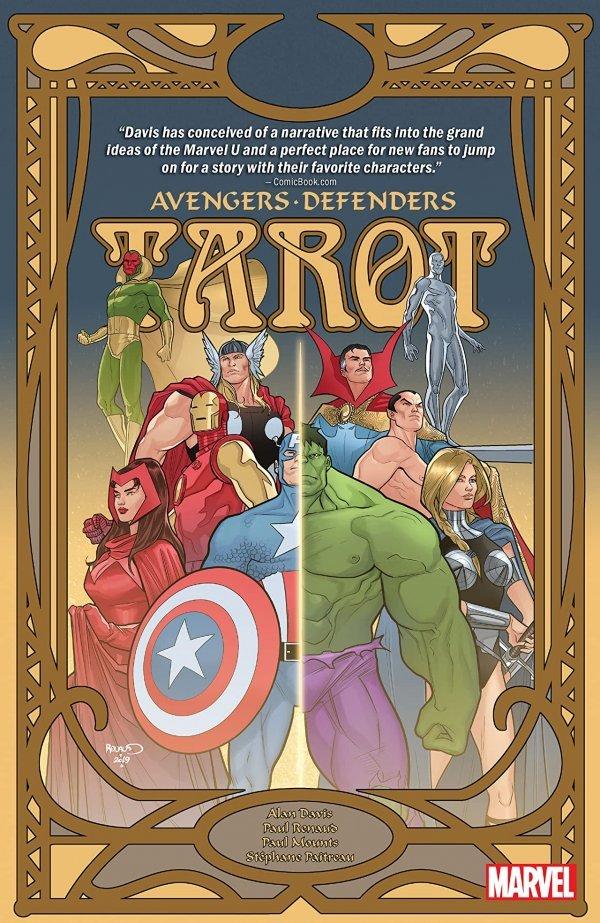 Tarot: Avengers/Defenders TP