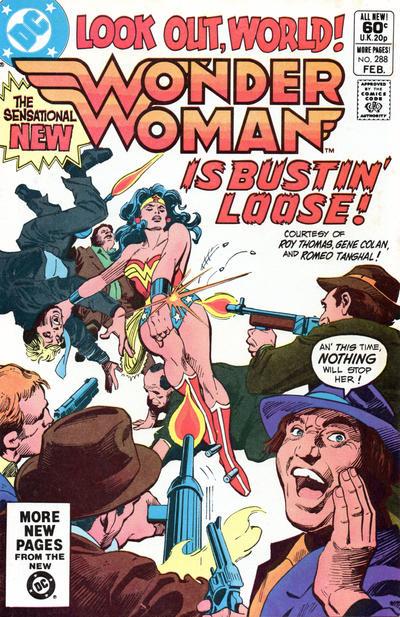 Wonder Woman #288