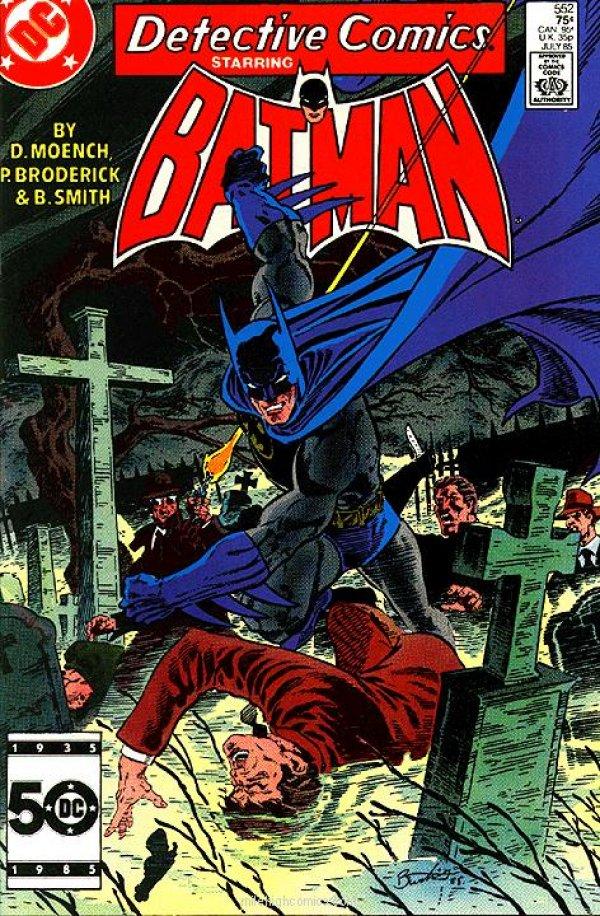 Detective Comics #552