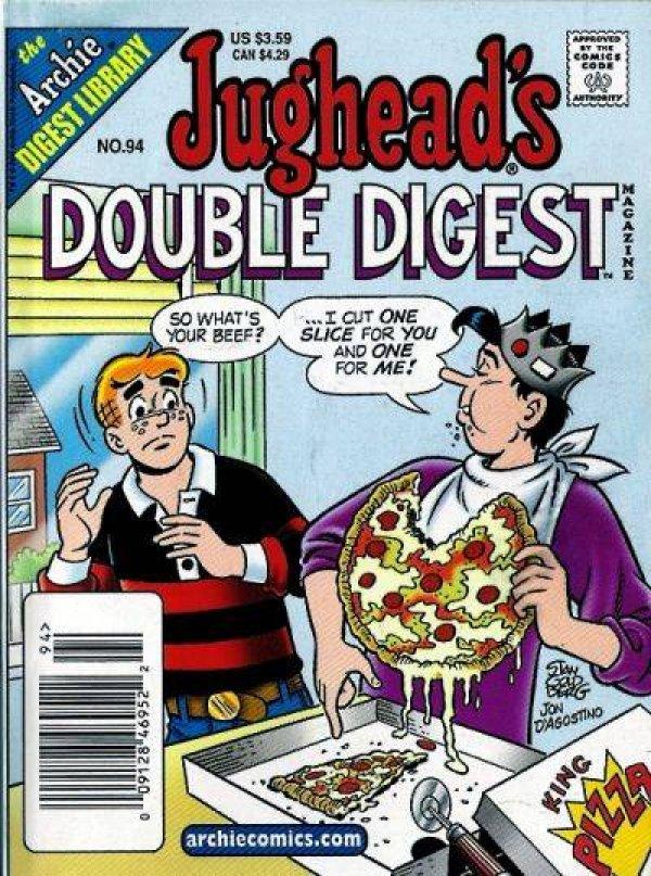 Jughead's Double Digest #94