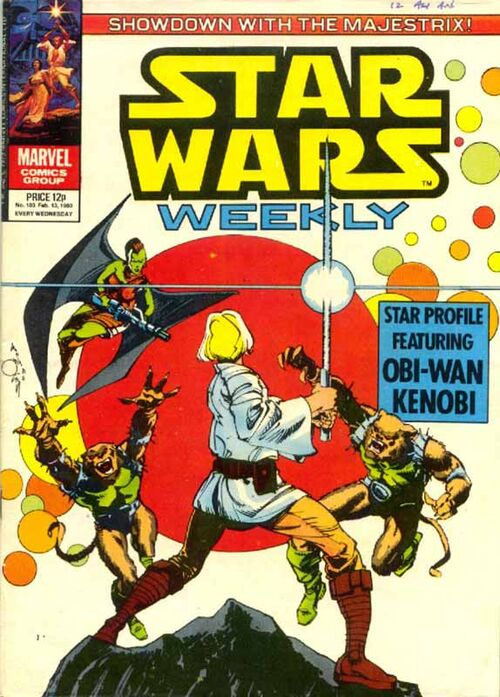 Star Wars Weekly #103