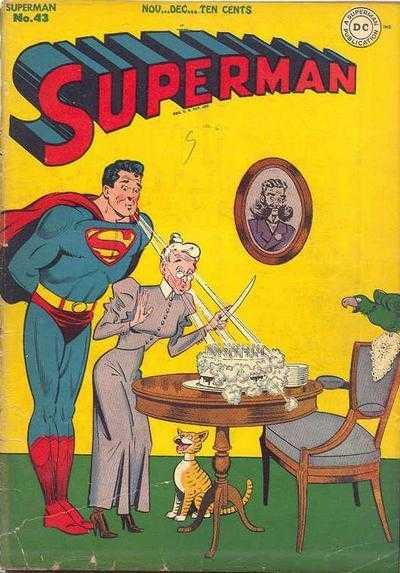 Superman #43