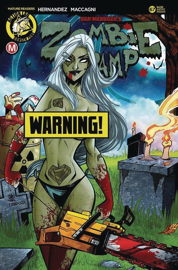 Zombie Tramp #67